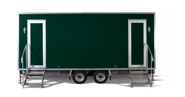 8 Bay Contemporary trailer available for events
